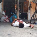Tergeletak di Jalan, Jukir di Tarakan Dikira Terjangkit Covid-19