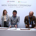 Microsoft & Telkomsel Kolaborasi Edge Computing Berbasis AI untuk Industri 4.0