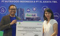 Bidik Korporasi, XL Axiata Sediakan Layanan Solusi Smart Building Bagi Nutrifood
