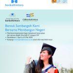 Bankaltimtara Tawarkan Beasiswa Kepada Mahasiswa Berprestasi, Pendaftaran Mulai 1 April – 4 Mei 2020