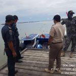 PSDKP Sebatik Periksa Speedboat Tarakan Bermuatan 20 Koli Kepiting
