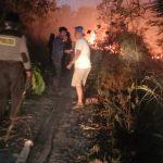 Polres Nunukan Amankan Pelaku Pembakar Lahan