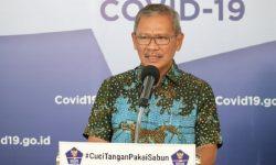 Kasus Positif COVID-19 di Indonesia Capai 8.607 Orang