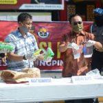 TKI dari Malaysia Terciduk Bawa Sabu 498,78 Gram