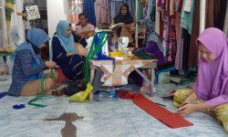 Wiwie Ameer Sudah Produksi dan Bagikan 1.000 Masker Gratis