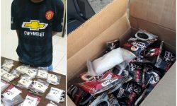Pelajar di Kukar Bawa 20 Bungkus Kopi Instan Isi 1,4 Kg Sabu Ditangkap BNN