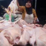Harga Cabei, Ayam, dan Tomat Bergerak Naik, Gula Tidak Mau Turun