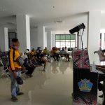 Cegah Penularan Covid-19, TKBM Tunon Taka Jalani Pemeriksaan Kesehatan