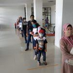 Imigrasi Nunukan Pulangkan 108 Orang ke Malaysia