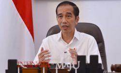 Presiden Jokowi Teken Inpres Penataan Ekosistem Logistik Nasional