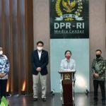 Ketua DPR Akan Minta Baleg Tunda Omnibus Law Klaster Ketenagakerjaan
