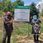 Monitoring ke Sebatik, Anggota DPRD Nunukan Temukan Proyek Retak dan Bergeser