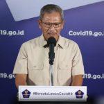 COVID-19 di Indonesia: 24 Jam Terakhir Kasus Positif Bertambah 489