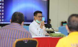 Gubernur Kaltara Tidak Mengurangi Aktivitasnya Memimpin Pemerintahan