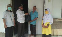 Bagikan 1.200 Paket Sembako, PKS Se-Kaltara Sumbangkan Gaji 3 Bulan