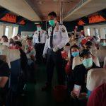 Sempat Kehabisan Biaya, 98 WN Malaysia Akhirnya Dipulangkan ke Tawau