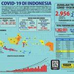 Masyarakat Diminta Patuh dan Disiplin, Pasien Positif COVID-19 jadi 2.956