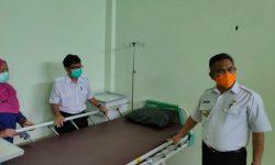 Antisipasi Lonjakan Pasien Covid-19, RSUKT Disiapkan Rawat Pasien Isolasi