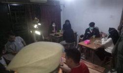 Bandelnya Kafe di Tarakan Saat Tepergok Patroli Satpol PP