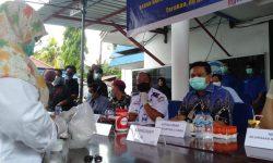 1,5 Kg Sabu dari 3 Kasus Berbeda Dimusnahkan di Tarakan