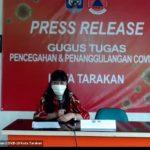Hasil Lab Negatif, Empat Orang Eks Peserta Itjima Gowa di Tarakan Dipulangkan