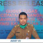 Warga Balikpapan Terkonfirmasi Positif Covid-19 di Nunukan