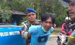 Dikejar Korban, Maling Helm Ini Kabur ke Asrama TNI AL