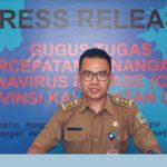 Klaster Gowa Kembali Sumbang Kasus Positif Corona di Kaltara jadi 73 Orang