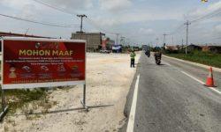 Selama PSBB, Penurunan 'Traffic' Jalan Nasional di Pulau Jawa Rata-rata 68%