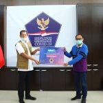 XL Axiata Kembali Serahkan Donasi Mitigasi Covid-19 Rp10,8 miliar
