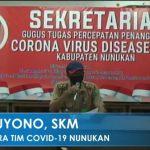 BNPB Tetapkan Kabupaten Nunukan Sebagai Zona Merah COVID-19