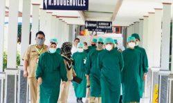 Terima Cartridge TCM-TB, Sampel COVID-19 Bisa Diuji di RSUD Abdul Rivai