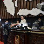 Paripurna DPR Terima Proyeksi Ekonomi Makro dan Kebijakan Fiskal RAPBN 2021