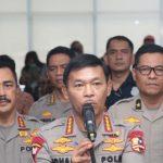 KapolriTegaskan Kembali Anggotanya Tetap Dilarang Mudik