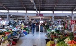 Protokol Kesehatan Diberlakukan di Pasar Sanggam Adji Dilayas Berau