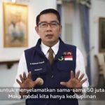 PSBB Jawa Barat, Angka Kasus COVID-19 Turun