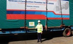 Barata Indonesia Ekspor Komponen Pembangkit Listrik ke Armenia