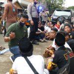 Puluhan Orang Terduga Preman dari Kukar Tagih Hutang Perusahaan di Samarinda