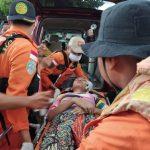 Remaja Perempuan Tanpa Identitas Ditemukan Pingsan di Pemuda I Dievakuasi ke RS Dirgahayu