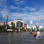 Wisata Air Banjir Warga Samarinda di Masa Pandemi Covid-19