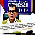 102 Wilayah Diizinkan Laksanakan Kegiatan Masyarakat Produktif & Aman Covid-19