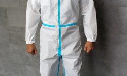 Baju APD Buatan Indonesia Lolos ISO 16604 Class 3