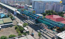 Menteri PUPR Apresiasi Inovasi dan Kualitas Konstruksi Tol Layang AP Pettarani Makassar
