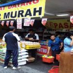 Pemprov Kaltara Buka Pasar Murah Jelang Idulfitri 1441 H