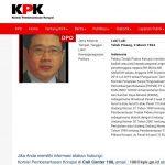 KPK Masukkan Bos PT Borneo Lumbung Energi & Metal dalam DPO