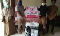 """""""Rumah Dewi Sartika"""" Salurkan Bantuan untuk Tenaga Medis RS Darurat Covid-19"""