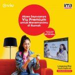 Kolaborasi Viu & Indosat Ooredoo, Bikin Pelanggan Akses Sepuasnya Viu Premium
