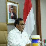 Presiden Minta Menteri dan Kepala Lembaga Fokus Kendalikan Covid-19 Secepatnya