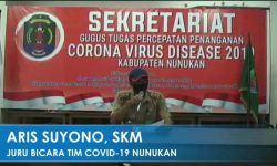 Belum Ada yang Sembuh, Pasien Positif Corona di Nunukan Bertambah 1 Lagi