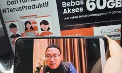 Inovatif, Kolaborasi Telkomsel & Smart FM Hadirkan Kajian Online Melalui CloudX